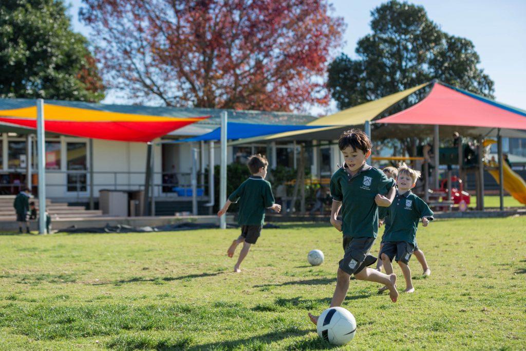 Enrolment, St Mary's Catholic School Tauranga