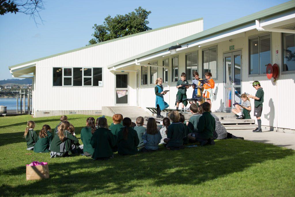School Charter, St Mary's Catholic School Tauranga