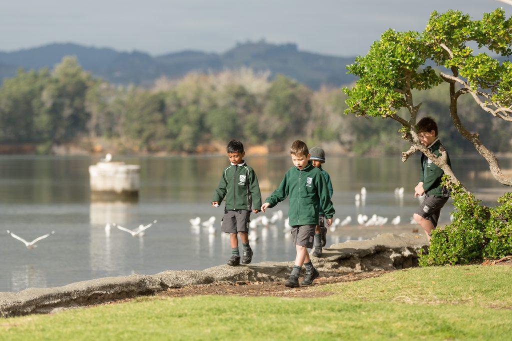 Home, St Mary's Catholic School Tauranga